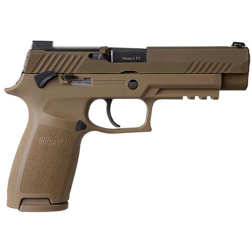 Sig Sauer P320 M17 320F-9-M17-MS-2M