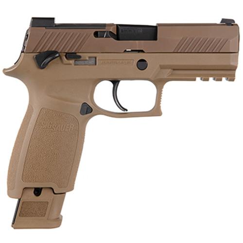 Sig Sauer P320 M18 Carry 320CA-9-M18-MS-2M