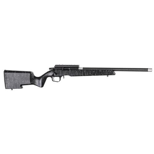 """Christensen Arms Ranger 22 .22 LR, 18"""" Barrel, Black/Gray, Ruger 10/22 Mags"""