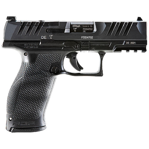 """Walther PDP Full-Size 9mm Optics Ready Pistol with 4"""" Barrel"""