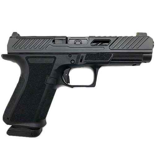 SHADOW SYSTEMS MR920L Elite 9mm 4in Unthreaded Barrel 15rd Black Frame Pistol (SS-1028)
