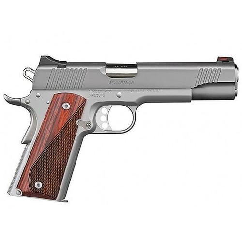 """Kimber Custom Stainless LW 1911 9mm 5"""" Barrel 3700592"""
