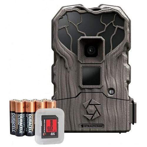 Stealth Cam G Series Trail Camera 14 Mp Camo, STC-QS24NGKX