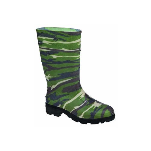Ranger Kids Puddleton PVC Waterproof Splash Boots