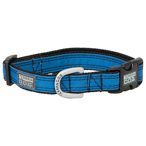 Terrain D.O.G. Canvas Snap-N-Go Adjustable Dog Collar