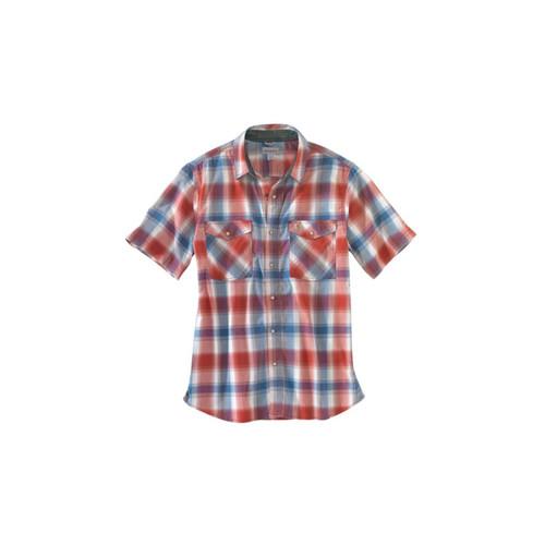 Carhartt Men's Rugged Flex Bozeman Short Sleeve Shirt 103007