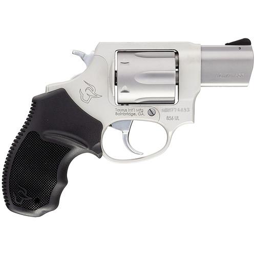 "Taurus 856 Ultra Lite Revolver, Small Frame, 38 Special, 2"" Barrel, Alloy Frame, SS Finish, 6Rd"