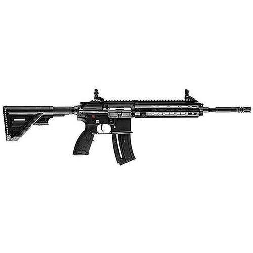 """HK 416 Rimfire, .22 LR, 16.1"""" Barrel, 10rd, Black"""