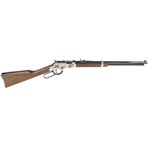 Henry Golden Boy Silver .22 S/L/LR Father's Day Edition Rifle