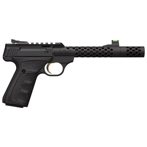 Browning Buck Mark Plus Vision 22 LR Suppressor Ready Rimfire Pistol