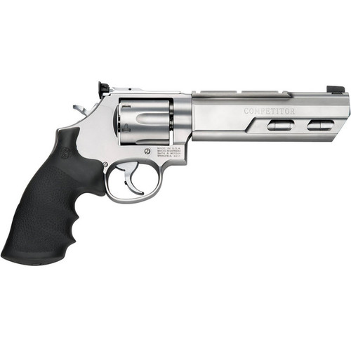 """Smith & Wesson Model 629 Competitor Performance Center 44 Mag, 6"""" Weighted Barrel"""
