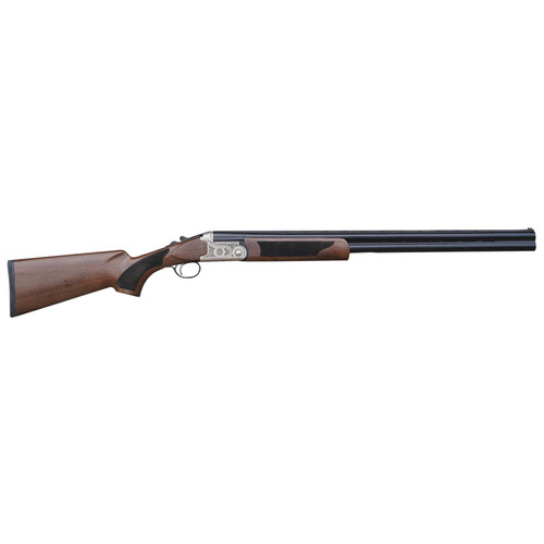 "Pointer KAR41028 Acrius 410 Gauge 26"" 2 3"" Nickel Turkish Walnut Stock Right Hand 5 Chokes"
