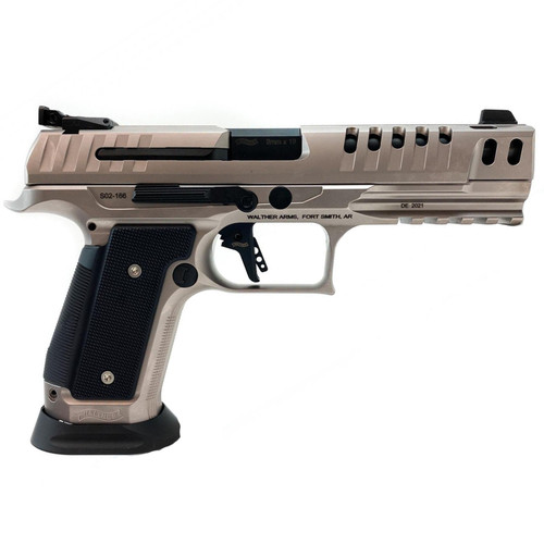 Walther Meister Series PPQ Q5 Match SF 9mm, Black Tie Edition 15rd Mags