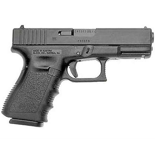 """Glock G23 40 S&W 4"""" Barrel Fixed Sights 13 Rd Hi Cap Mags"""
