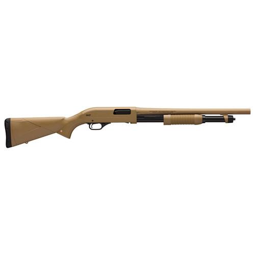 Winchester SXP Defender 12 Gauge Pump Shotgun with Flat Dark Earth Finish