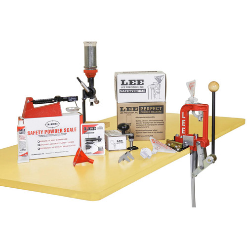 Lee Challenger Breech Lock Single Stage Press 50th Anniversary Kit