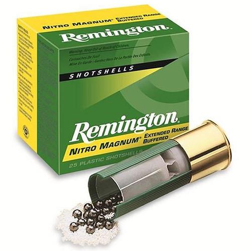 Remington NM12H2 Nitro Mag Loads 12 Gauge 3 1-7/8 oz 2 Shot 25 Rounds