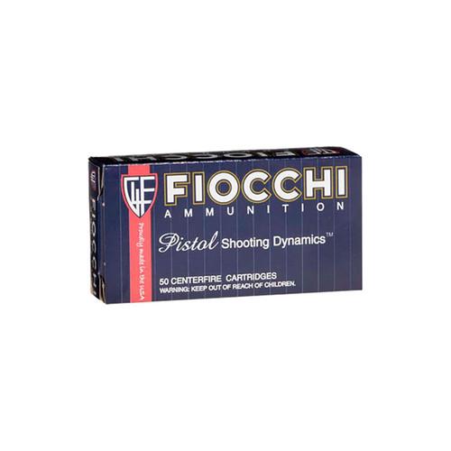 Fiocchi 380AP Training Dynamics 380 ACP 95 GR Full Metal Jacket 50 Rounds