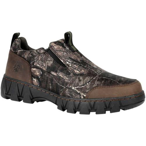 Rocky Oak Creek Camo Slip On Shoes