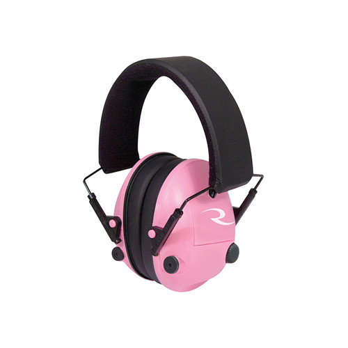 Radians PRO AMP 23 Electronic Hearing Protection Muffs Pink, PAP700CS