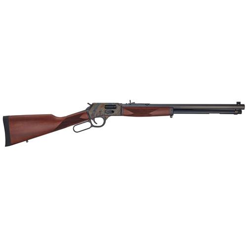 "Henry Big Boy Colored Case Hardened .44Mag/.44Spl Rifle w/Side Gate 10+1 20"" H012GCC"