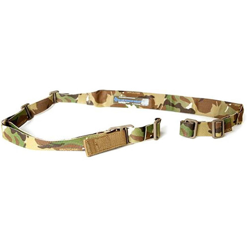 Blue Force Gear Vickers Combat Applications Padded 2 Point Sling Acetal Adjustment Multicam