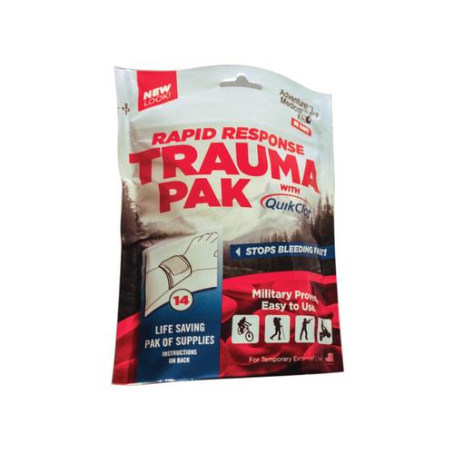 Quikclot Rapid Response Trauma Pak