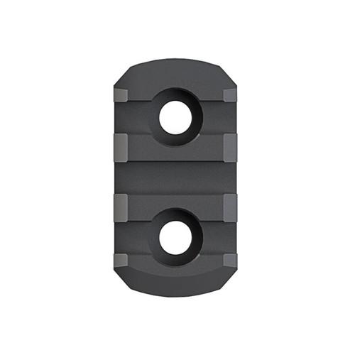 Magpul M-LOK Rail Section 3 Slot Polymer Black