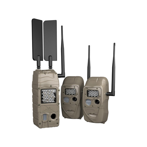 Cuddeback Cuddelink Verizon Cellular Trail Camera Starter Kit Combo 20 MP
