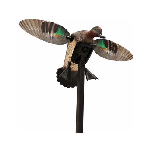 MOJO Elite Series Green Wing Teal Motion Duck Decoy Polymer