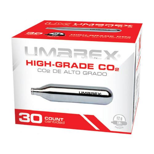 Umarex CO2 Cartridge 12 Gram Package of 30