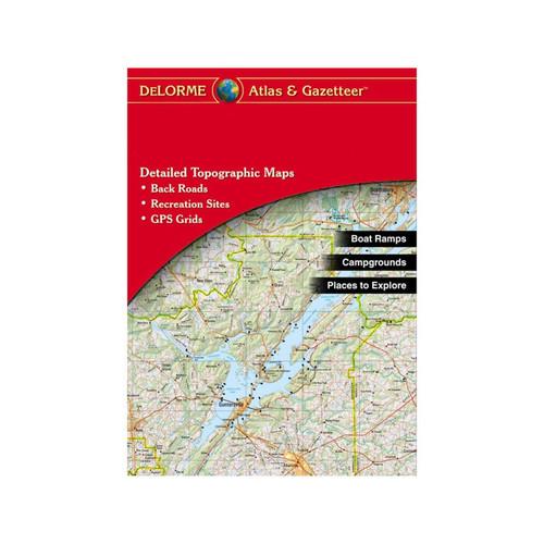 Delorme Atlas and Gazetteer Pennsylvania