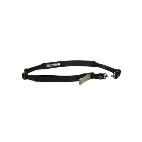 Blue Force Gear Vickers 2-to-1 Padded Sling, RED Swivel Version w/Nylon Adjuster and Hardware