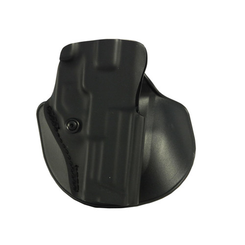 Safariland 5198 Paddle and Belt Loop Holster with Detent Right Hand Glock 43 Polymer Black