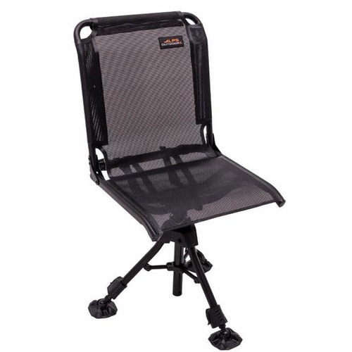 Alps Outdoorz Big Buck Chair - Black 8433991