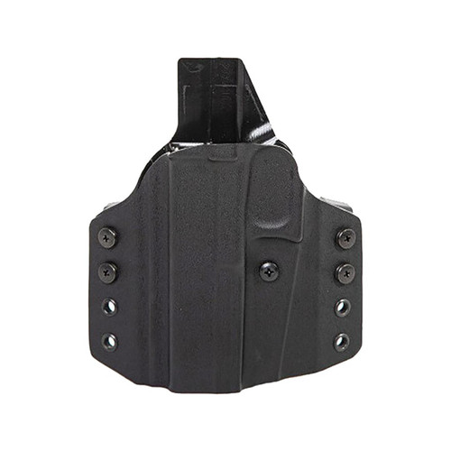 Uncle Mike's CCW Holster Right Hand Sig Sauer P320 Compact Polymer Black
