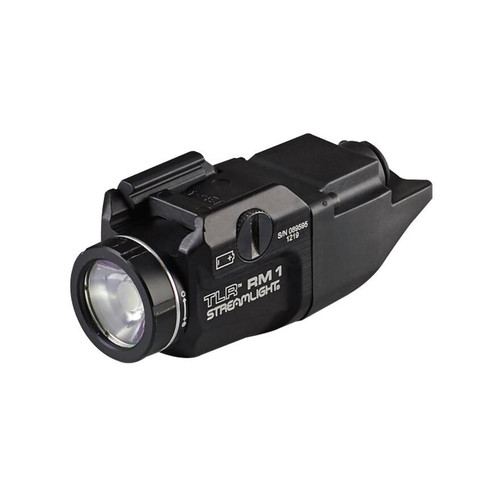 Streamlight TLR RM 1 Weapon Light LED with Red Laser with 1 CR123A Battery Aluminum Black