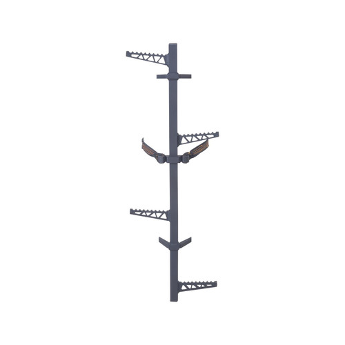Millennium Treestands Hang On Ladder Sections Aluminum Pack of 4