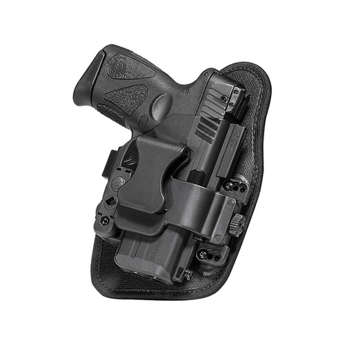 Alien Gear ShapeShift Appendix Holster Right Hand Sig Sauer P320 Compact, Carry 9mm Polymer and Neoprene Black