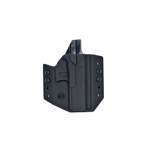 C&G Holsters OWB Covert Kydex Holster, Walther