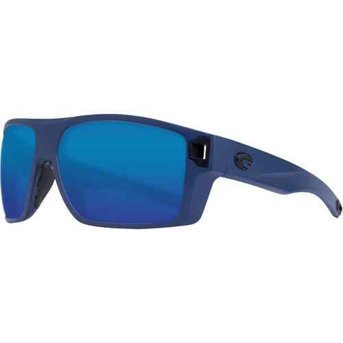 Costa Diego Sunglasses Polarized Blue Mirror