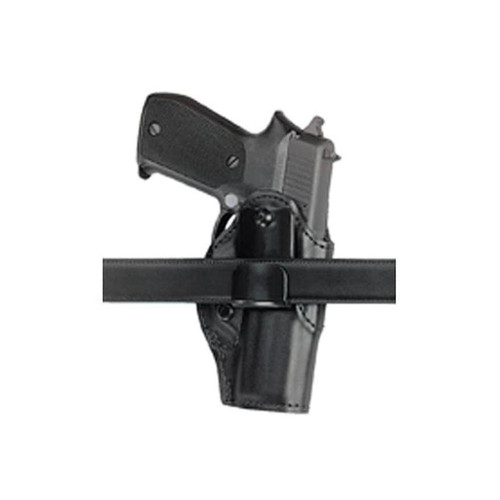 Safariland 27 Inside-the-Waistband Holster Right Hand Colt Detective Special, Ruger SP101, S&W J-Frame, Taurus M-85 Laminate Black