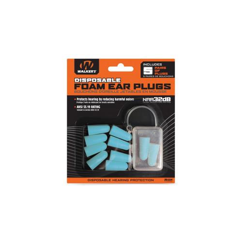 Walkers Foam Ear Plug