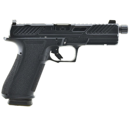 Shadow Systems DR920 Elite 9mm Optic Ready Striker-Fired Pistol with Threaded Barrel