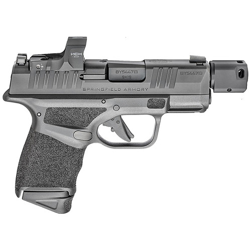 Springfield Hellcat RDP 3.8 Micro Compact Pistol with HEX Wasp Micro Red Dot