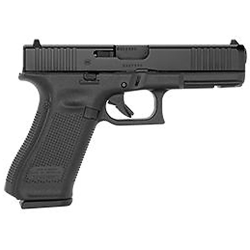"Glock 22 Gen5, Striker Fired, Full Size, 40S&W, 4.49"" Marksman Barrel, Polymer Frame, Matte Finish, Fixed Sights, 15Rd, 3 Magazines"