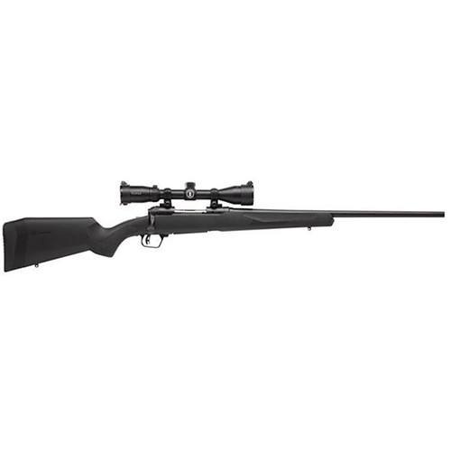 Savage 110 Apex Hunter XP 350 Legend Bolt Action Rifle with Vortex Crossfire 3-9x40mm Scope (Left Handed)