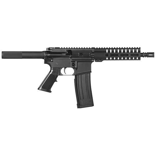 "CMMG Banshee 100 Mk4 5.7x28 AR-15 Semi Auto Pistol 8"" Barrel 40 Rounds RML7 M-LOK Free Float Hand Guard Matte Black"