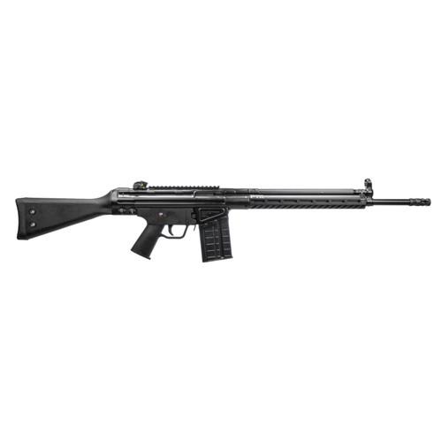 """PTR-91 FR Black .308 Win/7.62 NATO Rifle 18"""" 20+1, 102"""