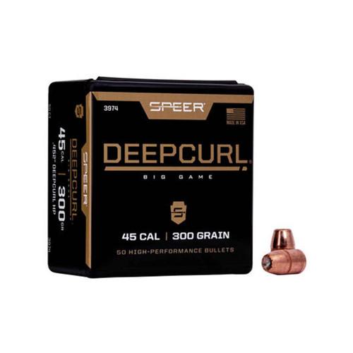 SPEER 3974 .451-300-GR DEEPCURL HP 50 CT
